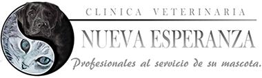 Logo Clínica Veterinaria Nueva Esperanza